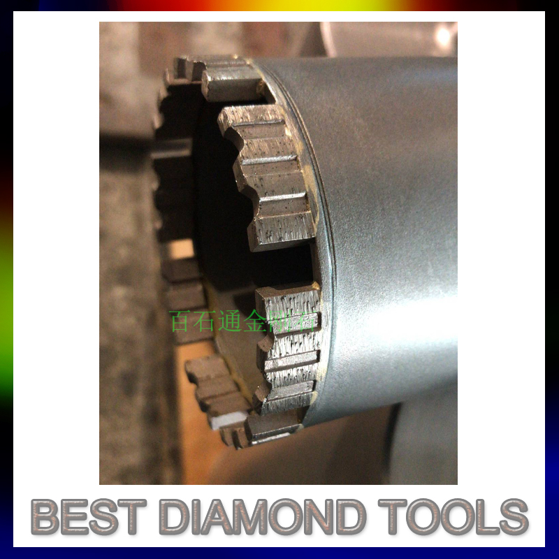 Diamond Concrete Core Drilling Tools