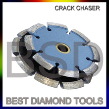 Multi functional Tuck Point Blade/Crack Chaser for stone,granite,marble,concrete