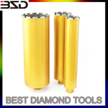 Diamond Tipped Large Hole Core Bits