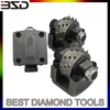 diamond bush hammer for litchi surface grinding tool scanmaskin