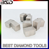 turkey market segmentation diamond sandwich segments for granite quarry stone cutting machine
