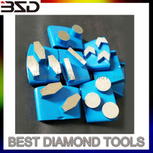 Factory Supplied HTC Grinder Diamond Grinding Pads