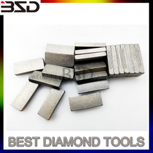 40*6.0*15 diamond segment for granite cutting
