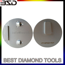 Floor Coastings Removal Tools Terrco PCD Diamond Grinding Shoes Tools