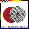 Premium Dry Resin Flexible Polishing Pads Diamond Tools floor buffer pads for concrete