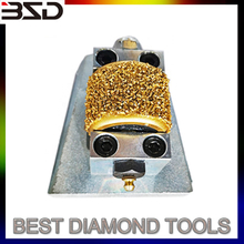 Vacuum Brazed Diamond Bush Hammer Roller