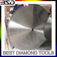 30 inch 32 inch Diamond Arix Segment Hydraulic Floor saw Blade