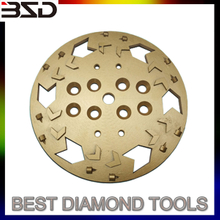 Diamond Segments PCD Grinding Cup Wheel for Coating Removal